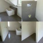 Aanpassen badkamer met inloopdouche
